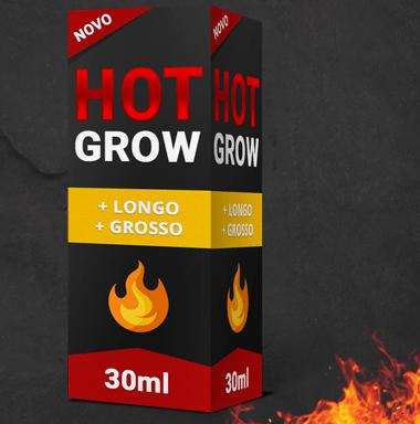 Gel Hot Grow - Imagem Oficial