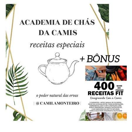Ebook Academia De Chás Da Camis