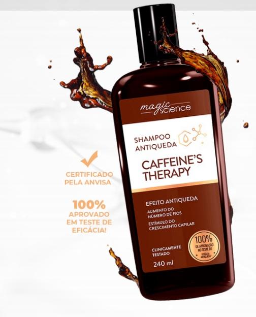 Shamppo Caffeines Therapy
